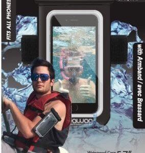 Bolsa seca para celular de brazo